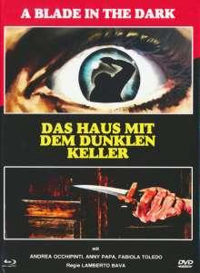 Das Haus mit dem dunklen Keller (Blu-ray & DVD im Mediabook), 1 Blu-ray Disc und 1 DVD