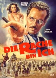 Die Rache bin ich (Blu-ray & DVD im Mediabook), Blu-ray Disc
