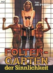 Foltergarten der Sinnlichkeit (Blu-ray & DVD im Mediabook), Blu-ray Disc