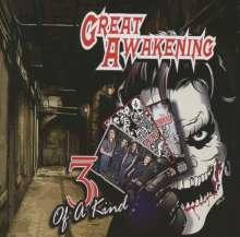 Great Awakening: Great Awakening: 3 Of A Kind, CD