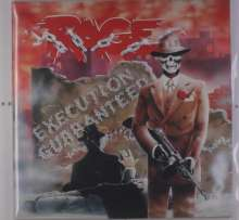 Rage: Execution Guaranteed (remastered) (Limited-Edition), 2 LPs