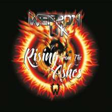 Weapon UK: Rising From The Ashes, CD