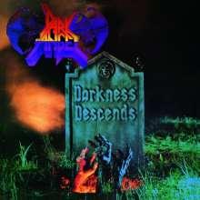 Dark Angel: Darkness Descends (Limited-Edition) (Gold Vinyl), LP