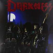 Darkness (Germany): Death Squad (Translucent Royal Blue Vinyl), LP