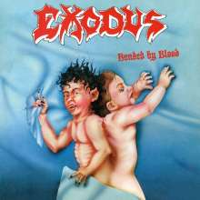 Exodus: Bonded By Blood (remastered) (Limited-Edition) (Gold Vinyl), LP