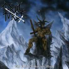 Cruel Force: The Rise Of Satanic Might, CD