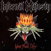Infernäl Mäjesty: None Shall Defy, CD