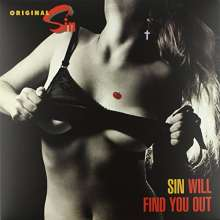 Original Sin: Sin Will Find You Out (Translucent Red Vinyl), LP