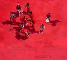 Moop Mama: Das rote Album, CD