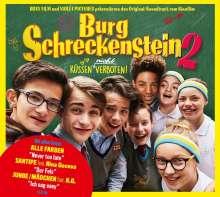 Filmmusik: Burg Schreckenstein 2, CD