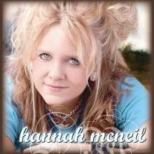 Hannah McNeil: Hannah McNeil, CD