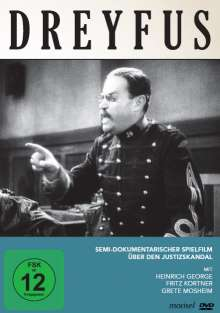 Dreyfus (1930), DVD