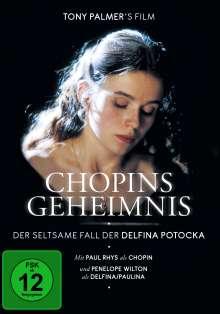 Chopins Geheimnis, DVD