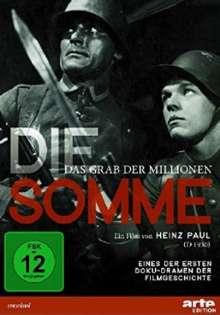 Die Somme - Das Grab der Millionen, DVD