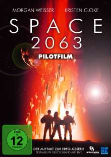 Space 2063 (Pilotfilm), DVD