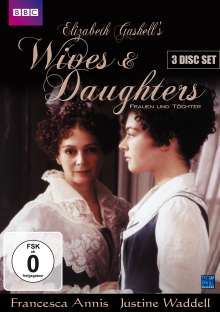 Wives and Daughters, 3 DVDs