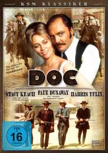 Doc, DVD
