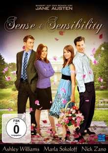 Sense & Sensibility (2011), DVD