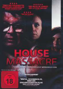House Massacre, DVD
