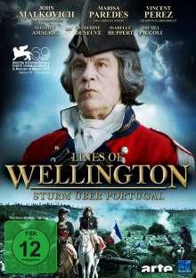 Lines Of Wellington - Sturm über Portugal, DVD