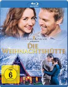 Thomas Kinkade - Die Weihnachtshütte (Blu-ray), Blu-ray Disc
