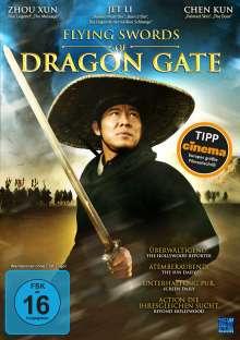 Flying Swords Of Dragon Gate, 2 DVDs