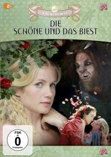 Die Schöne und das Biest (2012), DVD