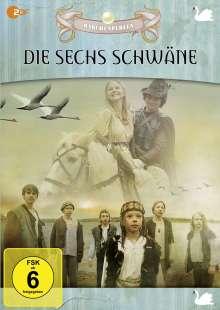 Die sechs Schwäne, DVD