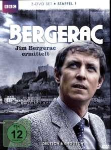 Bergerac Season 1, 3 DVDs