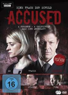 Accused Season 2, 2 DVDs