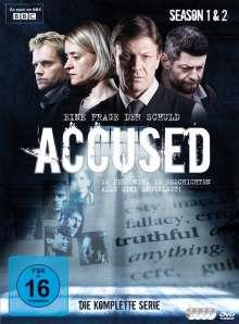 Accused - Eine Frage der Schuld (Komplette Serie), 4 DVDs