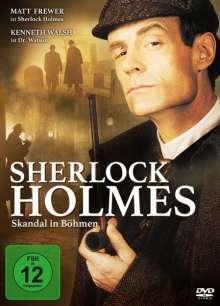 Sherlock Holmes - Skandal in Böhmen, DVD