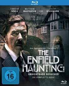 The Enfield Haunting (Komplette Serie) (Blu-ray), 2 Blu-ray Discs