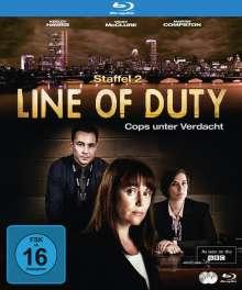 Line of Duty Staffel 2 (Blu-ray), 2 Blu-ray Discs