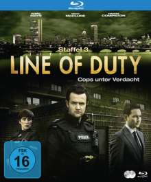Line of Duty Staffel 3 (Blu-ray), 2 DVDs