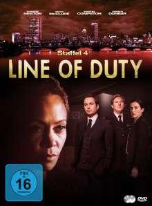 Line of Duty Staffel 4, 2 DVDs