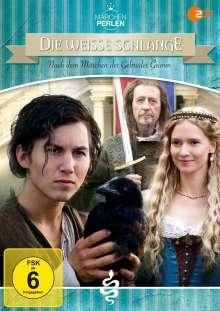 Die weisse Schlange, DVD