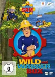 Feuerwehrmann Sam - Wild & Wasser Box, 2 DVDs