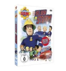 Feuerwehrmann Sam - Helden im Sturm, DVD