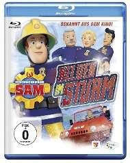 Feuerwehrmann Sam - Helden im Sturm (Blu-ray), Blu-ray Disc