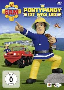 Feuerwehrmann Sam - In Pontypandy ist was los, DVD