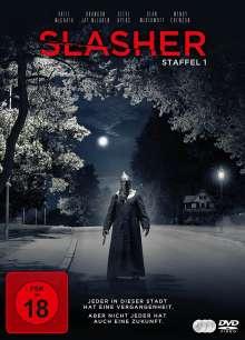 Slasher Staffel 1, 3 DVDs