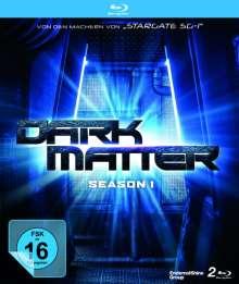 Dark Matter Staffel 1 (Blu-ray), 3 Blu-ray Discs