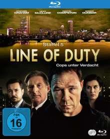 Line of Duty Staffel 5 (Blu-ray), Blu-ray Disc