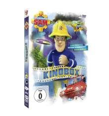 Feuerwehrmann Sam - Kinobox (Helden im Sturm / Achtung Ausserirdische), 2 DVDs