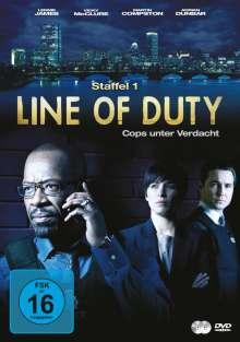 Line of Duty Staffel 1, 2 DVDs