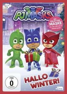 PJ Masks - Pyjamahelden Vol. 3: Hallo Winter!, DVD