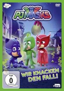 PJ Masks - Pyjamahelden Vol. 4: Wir knacken den Fall!, DVD