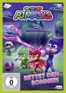 PJ Masks - Pyjamahelden Vol. 5: Rettet den Sommer, DVD