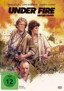 Unter Feuer, DVD